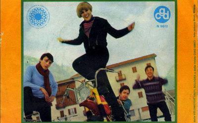 NEL '66 LA CASELLI FA IL SUO PROMO AL FILEY